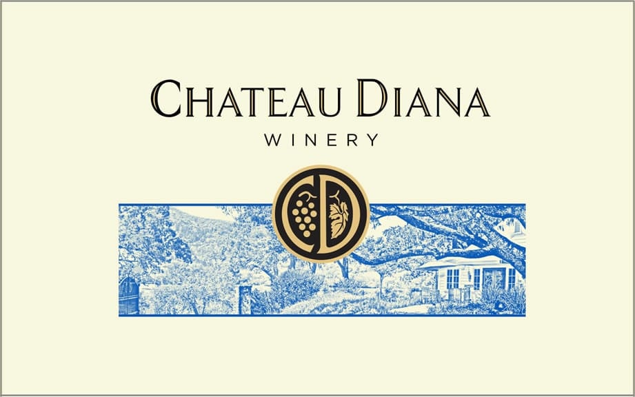Chateau Diana Wines Near Healdsburg