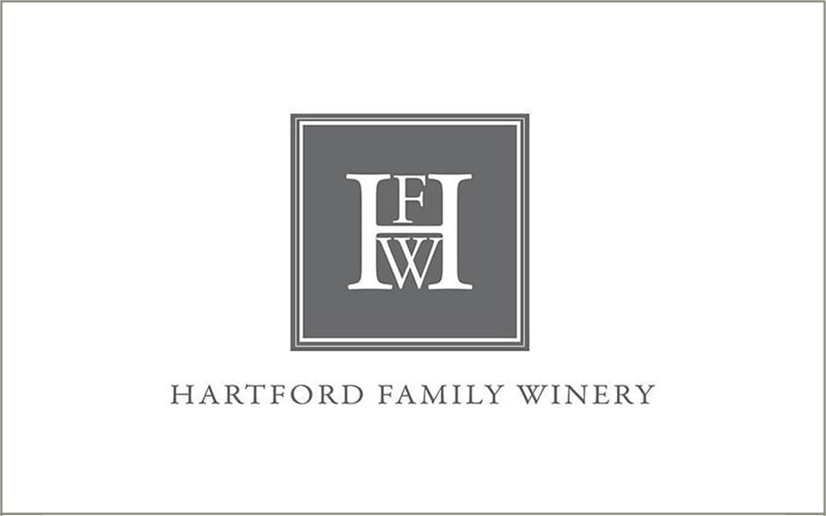 Hartford Winery Tasting Room Healdsburg