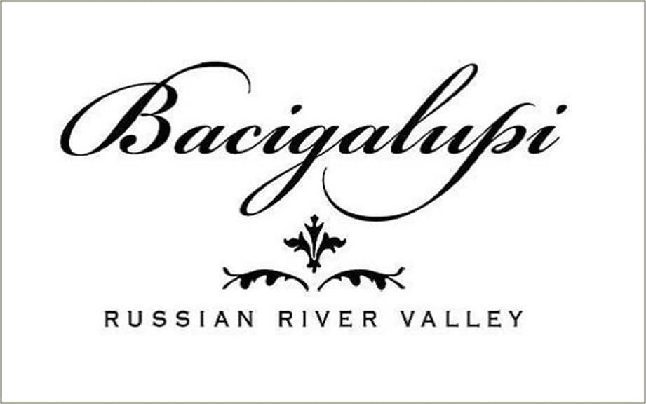 Bacigalupi Winery Near Healdsburg