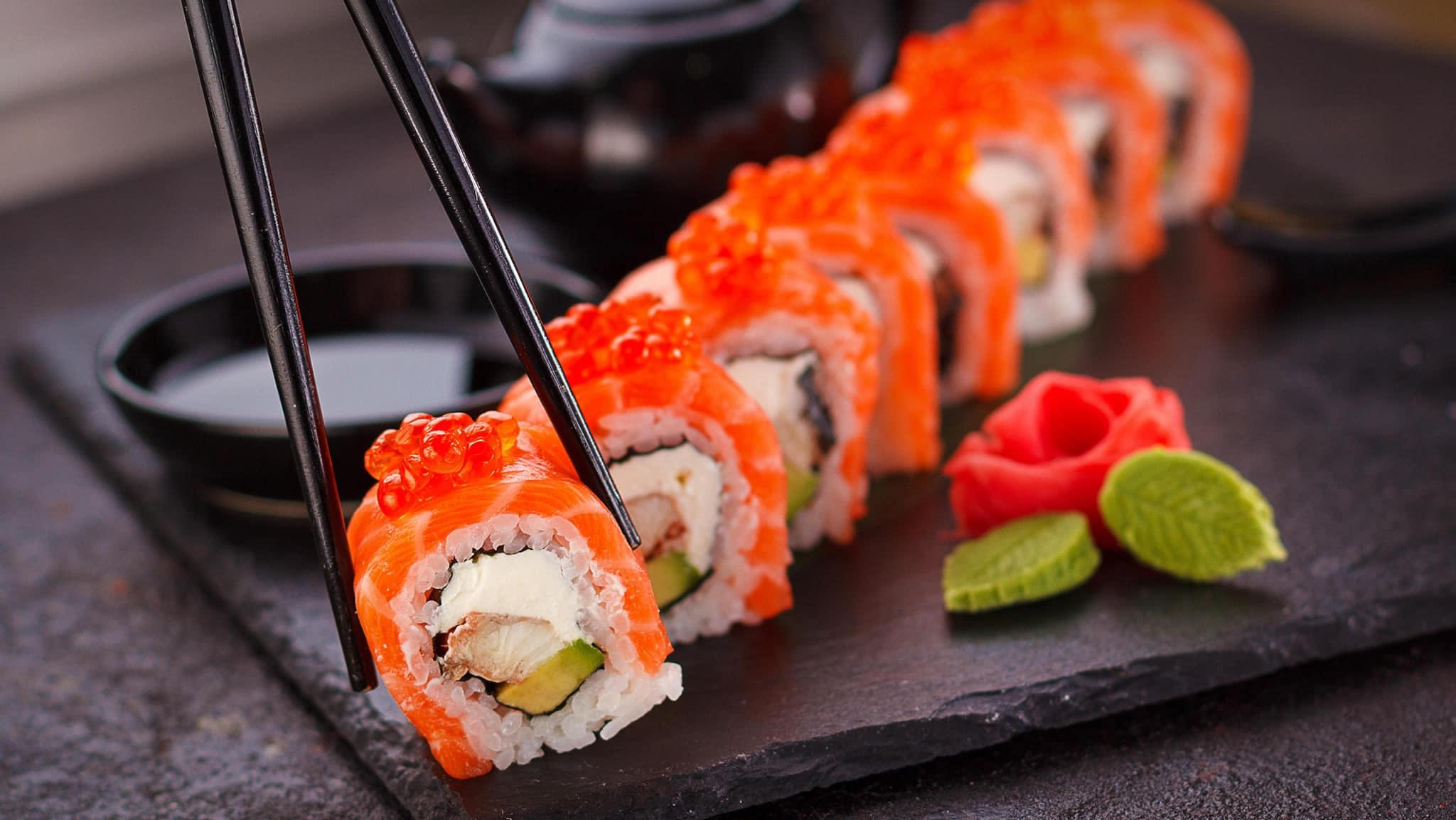 Best Sushi in Healdsburg