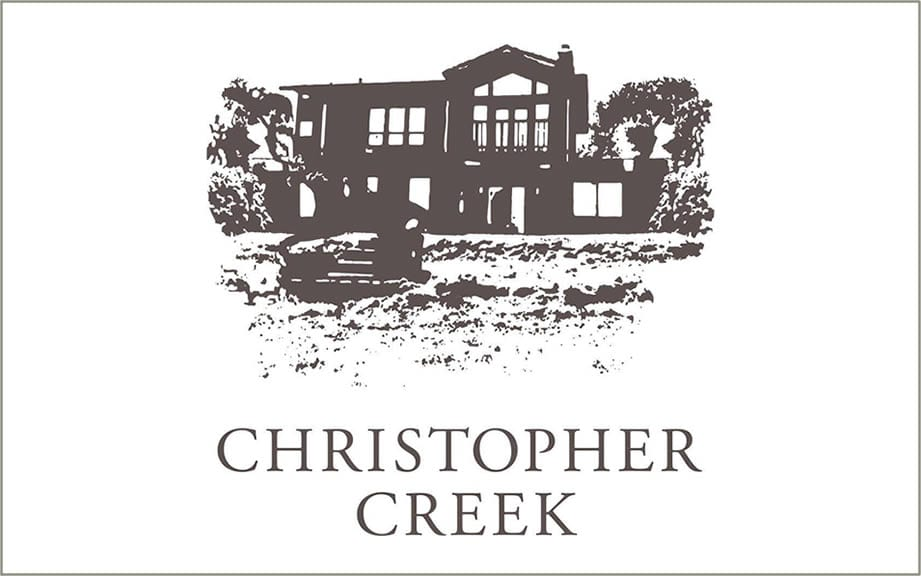 Christopher Creek Winery Near Healdsburg