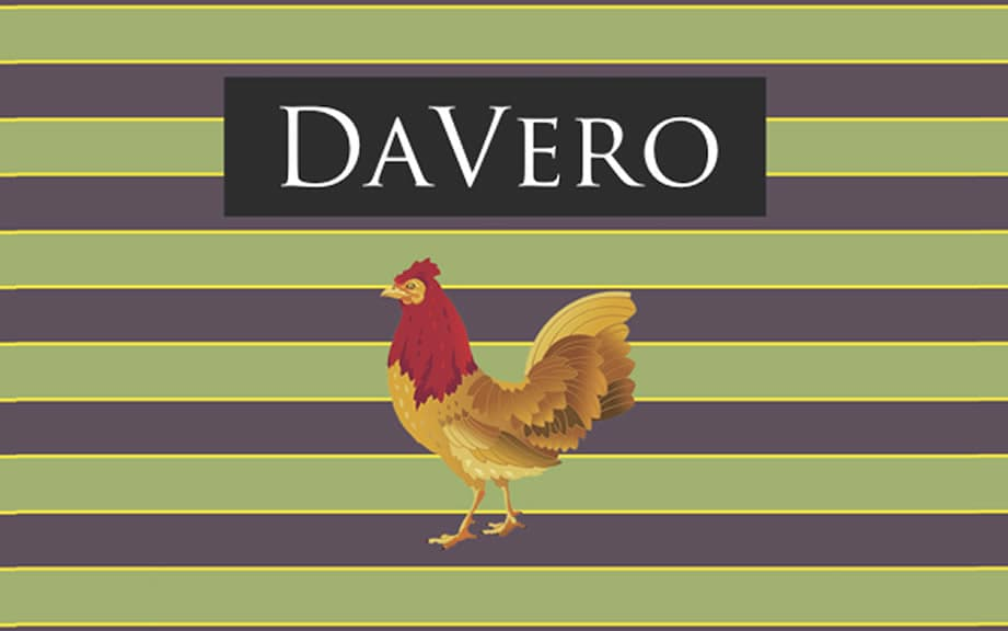 Davero Winery Near Healdsburg