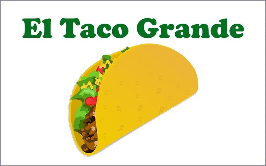 El Taco Grande Restaurant Healdsburg