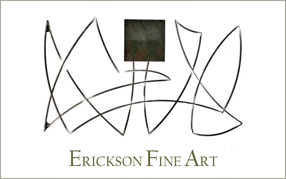 Erickson Fine Art Gallery Healdsburg
