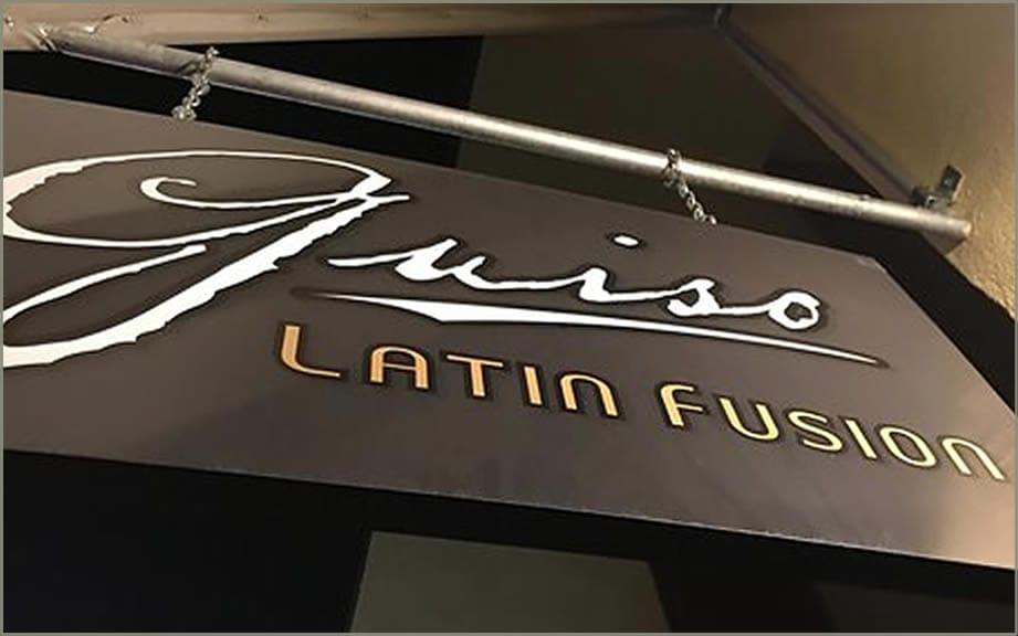 Guiso Latin Fusion Restaurant in Healdsburg