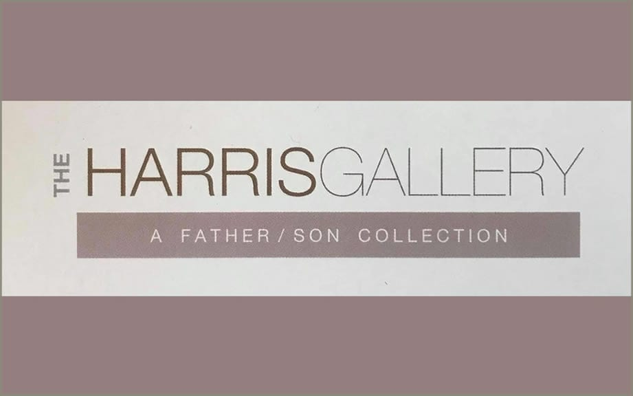 Harris Art Gallery Healdsburg