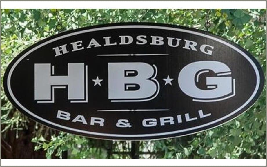 Healdsburg Bar & Grill Restaurant in Healdsburg