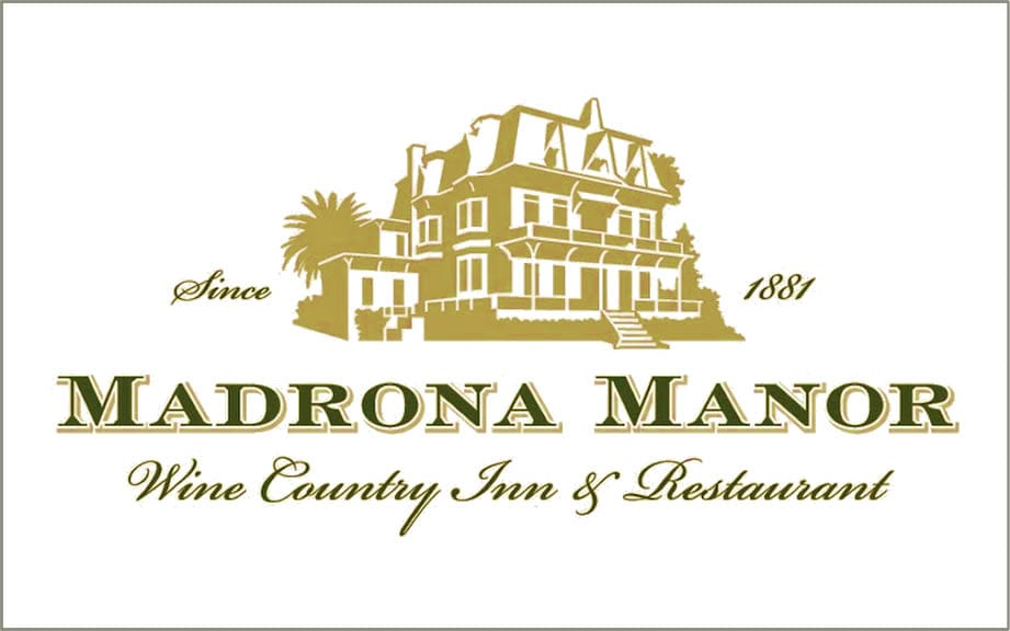 Madrona Manor Restaurant in Healdsburg
