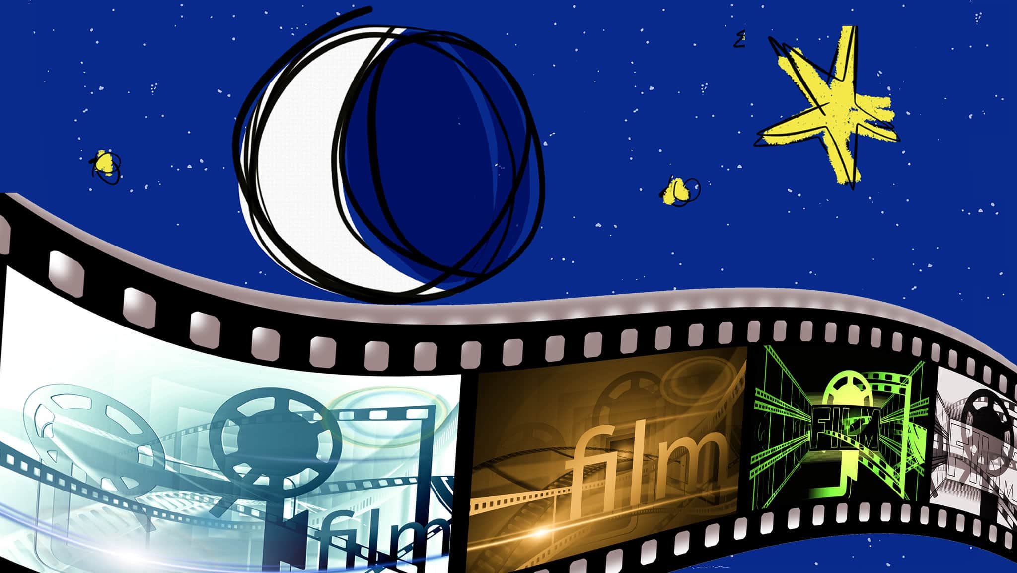 Come Enjoy Movies at Night in our Healdsburg Plaza