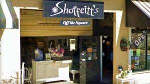 Shoffeitt's Off The Square in Healdsburg