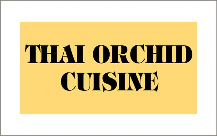 Thai Orchid Cuisine Restaurant in Healdsburg