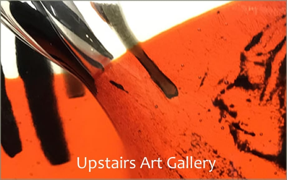 Upstairs Art Gallery Healdsburg