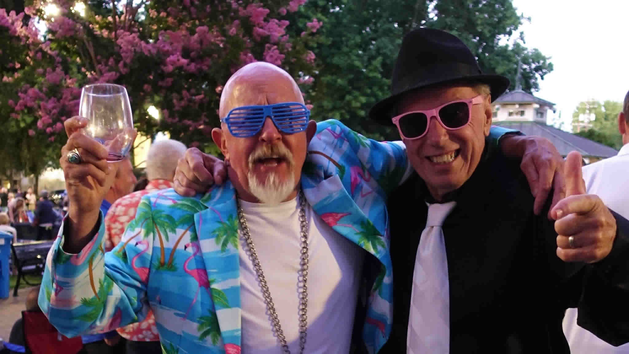 Meet Friends At Healdsburg's Summer Concerts On The Plaza