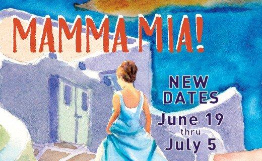 Mamma Mia Theater Performance