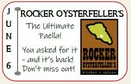 Rocker Oysterfeller's Paella